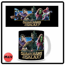 Guardians of the Galaxy movie, coffee mug, Marvel