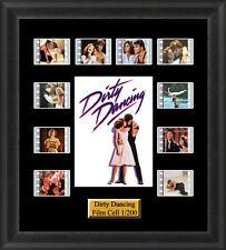 Dirty Dancing (1987) Film Cell Memorabilia FilmCells Movie Cell Presentation