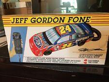 Jeff Gordon 24 Dupont Columbia Tel-Com Fone Phone  NASCAR Racing NEW in Box