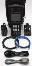 Sunrise Telecom CM-1000 Cable Modem Analyzer w/ Trace Route TDR Capable CM1000