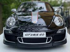 AUTOart 1:18 Porsche 911 GT3 RS 4.0 997 #78146 by RACEFACE-MODELCARS