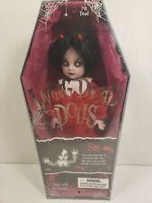 Mezco Living Dead Dolls Sin ORIGINAL 2000 SEALED goth horror doll Halloween
