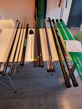 Kopfrute 13m Sensas Pack Nanoflex Parallel 674 SW mit 2x 5teilige Kits Jokerkart