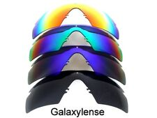 Galaxy Replacement Lens Oakley Si Ballistic M Frame 2.0 Z87 Black/Blue/Green/Red