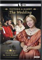 Victoria and Albert: The Wedding (DVD,2019) (pbsdvatw601d)