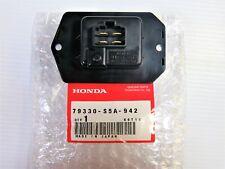 Genuine OEM Honda 79330-S5A-942 Blower Motor Resistor Element CR-V Civic