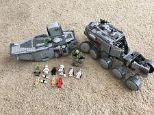 LEGO Star Wars 75103 First Order Troop Transporter & 75151 Turbo Tank Lot