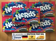 5x original Nerds Rainbow a' 141g  (24,68€/kg)
