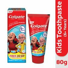 Colgate Kids Anticavity Motu Patlu Toothpaste 6+ years 80 gm
