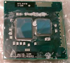 Intel Core i5 520M 2.4GHz 3MB SLBNB CPU processor