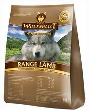 Wolfsblut Range Lamb 15 kg Hundefutter mit Lamm