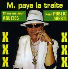 M. Paye La Traite - M. Paye la Traite [New CD] Canada - Import
