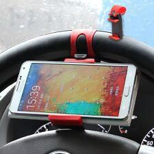 voiture Volant Titulaire Mont Support universel pour Téléphone cellulaire GPS