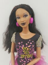 Barbie So in Style S.I.S. Trichelle Doll AA hybrid articulated jointed body