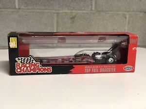 Racing Champions 1997 BLAINE JOHNSON TRAVERS TOOL 1:24 Top Fuel Dragster ~ NIB