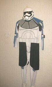star wars official storm trooper by rubies uk 5-7 years