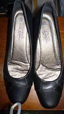 GF Glamour Original Black Pumps Heels Sz 10