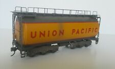 Athearn Union Pacific Auxiliary Steam Excursion Tender  UP with Box Weathered