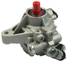 Power Steering Pump Fit For HONDA ACCORD CR-V ELEMENT ACURA TSX RSX