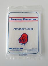 ARMCHAIR PROTECTION COVER PLASTIC BAG Pack of 2