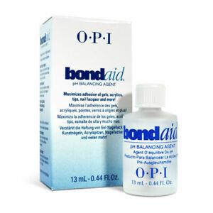 OPI BONDAID 0.5oz - 15 mL pH Bond Aid Balancing Agent Brand New With Box!.