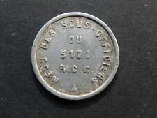 More details for france, military token,