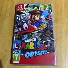 Nintendo Switch Game - Super Mario Odyssey