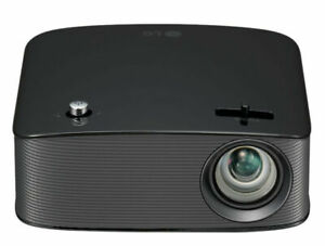 LG MiniBeam PH150B LED Projector - Black