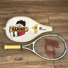 Super RARE Haribo Tennis Racket - The Boz Edition 150 with Haribo Cover