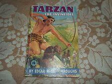 Tarzan The Invincible Paperback