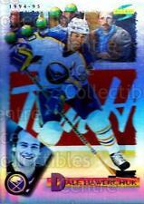 1994-95 Score Platinum #192 Dale Hawerchuk