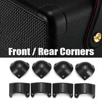 8pcs Black Guitar AMP Speaker Cabinet Corner Protector For Marshall MG  *n