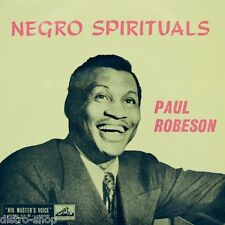 "7"" PAUL ROBESON Negro Spirituals.. Water Boy HIS MASTERS VOICE UK 45rpm EP 1959"