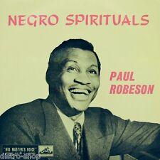 "7"" PAUL ROBESON Negro Spirituals.. Water Boy HIS MASTERS VOICE UK 45rpm EP 1959"