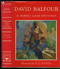 Stevenson, Robert Louis / NC Wyeth: David Balfour HB/DJ Later
