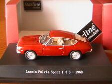 LANCIA FULVIA SPORT 1.3S RED MONTEBELLO 1968 STARLINE 560214 1/43 ROSSO ROUGE