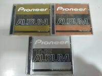 Pioneer The Album Vol 1 Dance + Progressive + House - 3 x CD - 2T