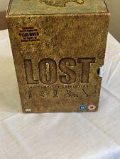 lost dvd complete box set