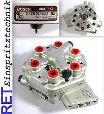 Mengenteiler BOSCH 0438101029 Audi 80 90 100 2,3 original gereinigt / geprüft