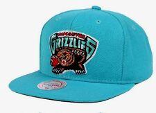 Mitchell & Ness Vancouver Grizzlies NBA Retro XL Logo Snapback Hat Cap