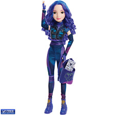 "Disney Descendants 3 Mal 28"" Doll with Accessories Kid Toy Gift"