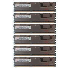 48GB Kit 6x 8GB HP Proliant BL2X220C BL460C BL465C BL490C BL620C G7 Memory Ram