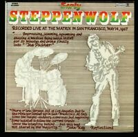 VINYL LP Steppenwolf - Early Steppenwolf (1969) ABC Dunhill 1st PRESSING NM