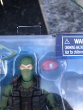 GI JOE Classified BEACH HEAD Cobra Island Target Excl.Brown Eyes Last One