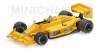 MINICHAMPS 540 874392 LOTUS HONDA 99T F1 race car Senna 1st Monaco GP 1987 1:43