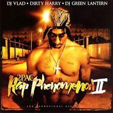 2pac - Rap Phenomenon 2 Mixtape CD