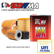KIT FILTRI TAGLIANDO FIAT PUNTO 1.1 1100 1.2 1200 55 60 LANCIA Y FIRE KF1020/so