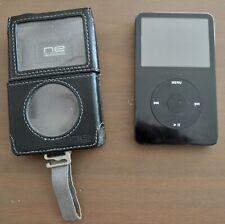 New listing iPod Classic 5th Generation Silver 30 Gb Bundle