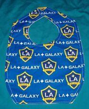 NEW CHILD BABY BIB  LOS ANGELES LA GALAXY  MLS US SOCCER TEAM    /SHIP DISCOUNTS