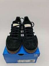 Adidas Originals Handball Spezial - Black, White & Gum UK 4, 5, 6.5
